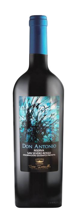 Don Antonio-Vino di uve Montepulciano