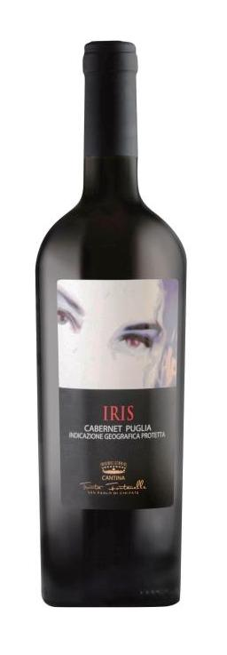 Iris-Vino di uve Cabernet/Sauvignon
