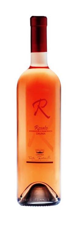 Rosato-Vino Rosato di uve Montepulciano