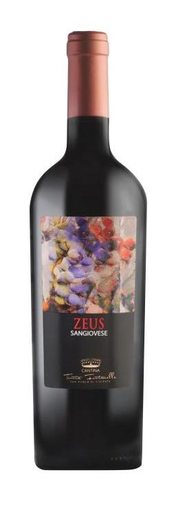 Zeus-Vino di uve Sangiovese Grosso